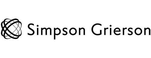 Simpson Grierson Logo